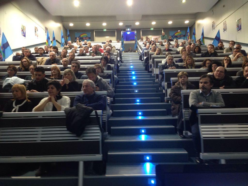 Elezioni RSU, la UIL FPL di Pavia ha presentato i suoi candidati