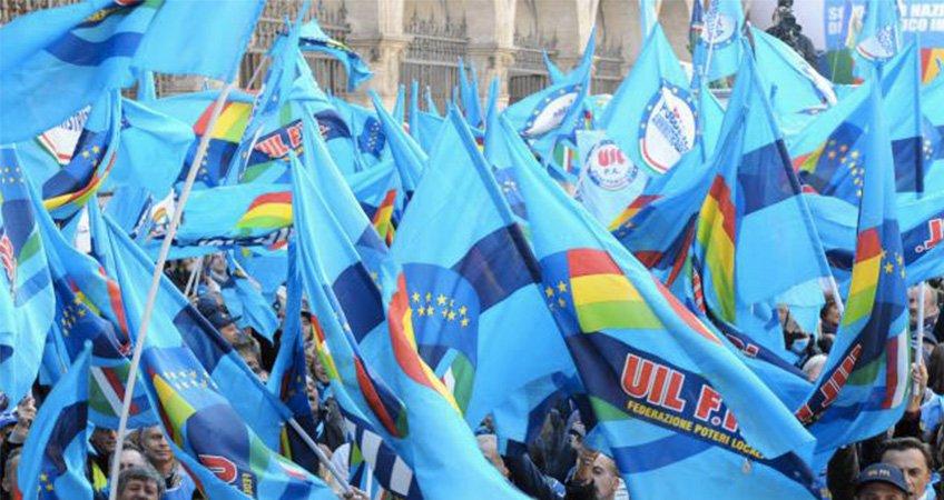 RSA ZANABONI - La UIL FPL ha dichiarato lo stato di agitazione di tutto il personale