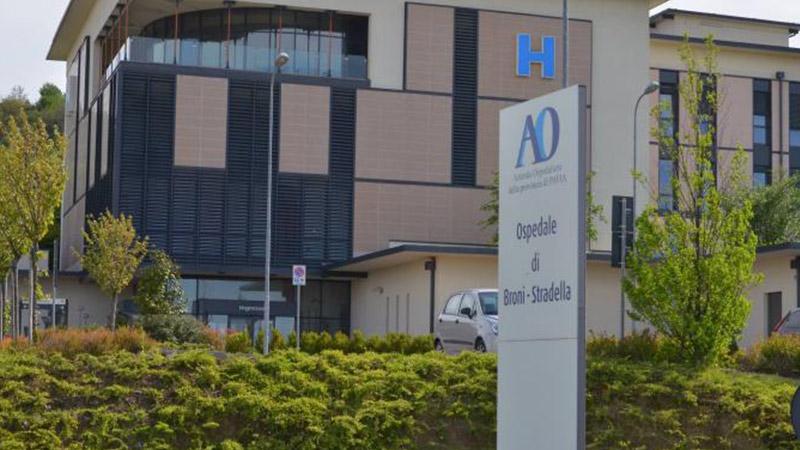 Ospedale a Stradella, mancano 12 addetti