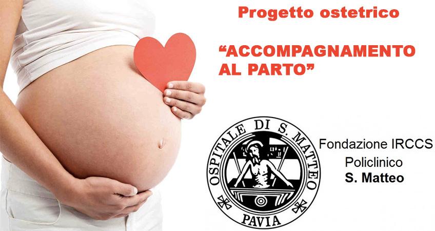 """San Matteo: sottoscritto nuovo progetto """"Accompagnamento al parto"""""""