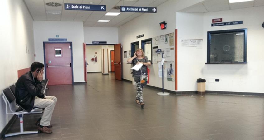 Azienda Ospedaliera: Stradella, manca personale al centro prenotazioni e in accettazione