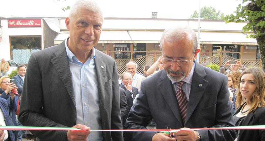 La UIL di Pavia inaugura la nuova sede