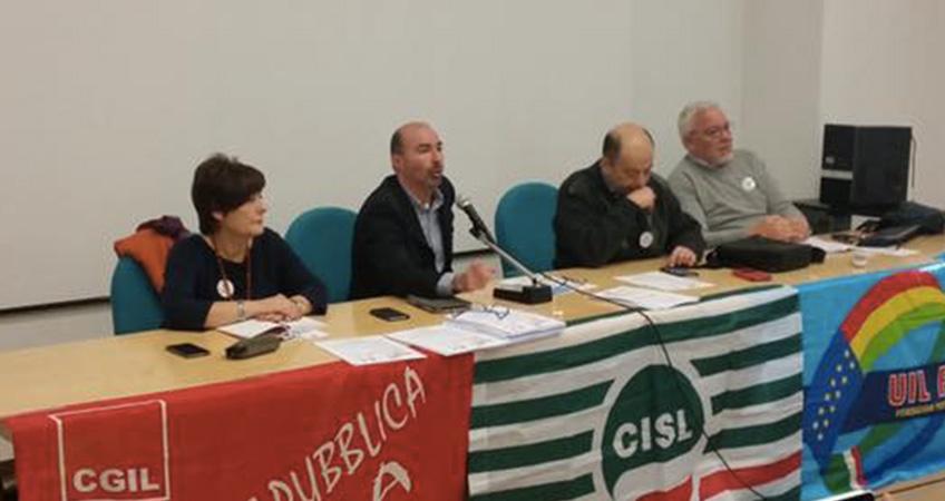 Sciopero Generale Lombardia: oggi l'attivo unitario di FP CGIL, CISL FP, UIL FPL e UIL PA