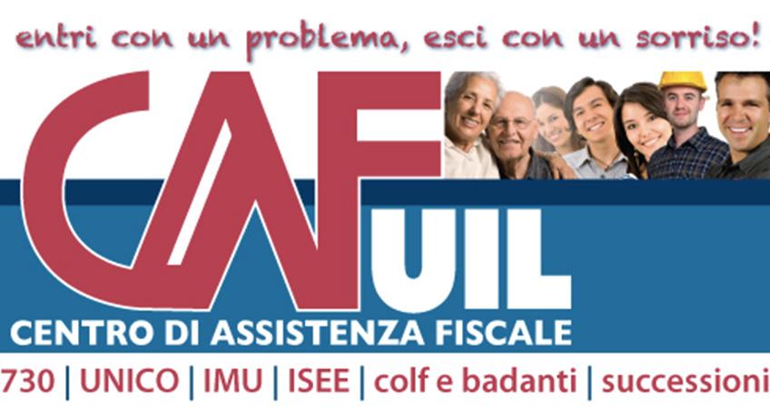 CAF UIL: dichiarazione dei redditi 2016 - 730 e Unico
