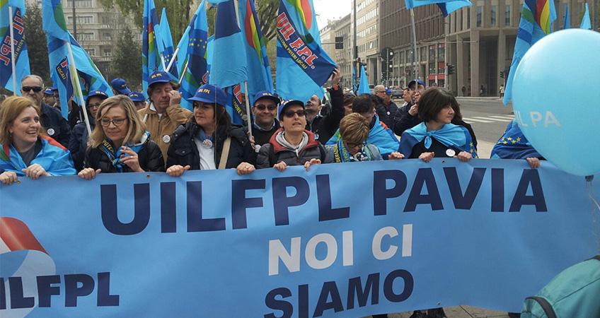 Pa. Torluccio ( UIL-FPL). Scioperi a scacchiera per rinnovo del contratto