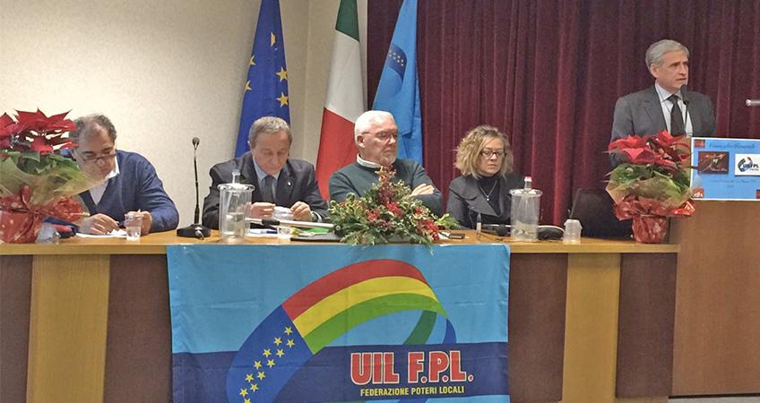 Al Consiglio Generale della UIL FPL un grande focus group sulla sanità pavese