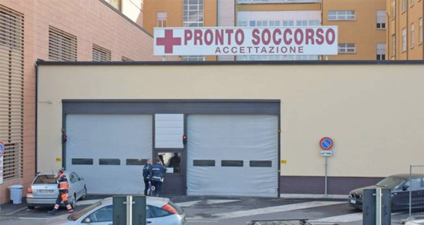 San Matteo: Pronto soccorso insicuro la Uil chiede i vigilantes