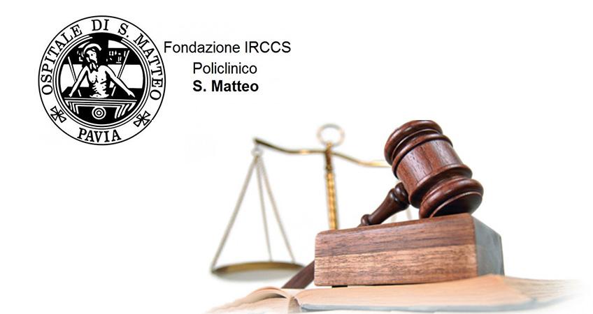 San Matteo: Un avvocato per i dottori aggrediti, l'ufficio legale dell'ospedale tutelerà anche gli infermieri
