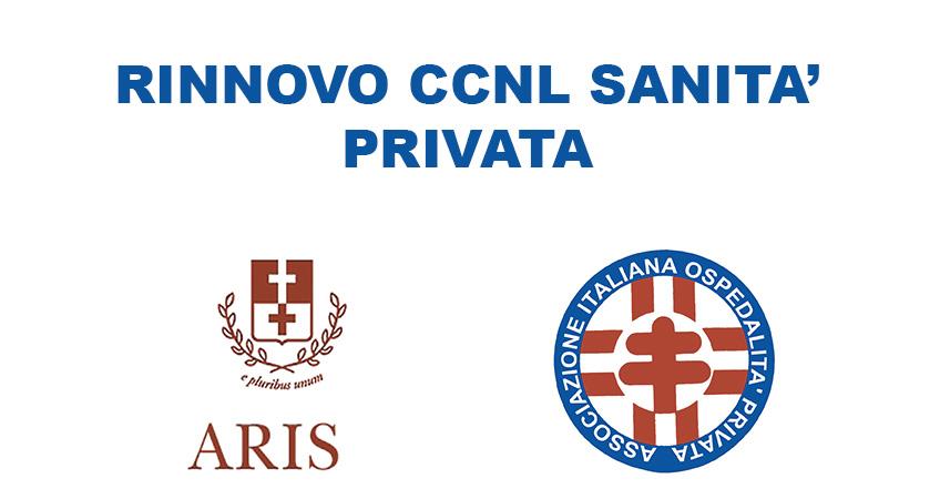 Aggiornamento rinnovo CCNL AIOP/ARIS