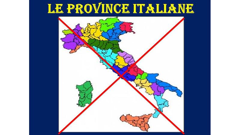 Da Regione Lombardia ancora un colpo di mano contro le Provincie