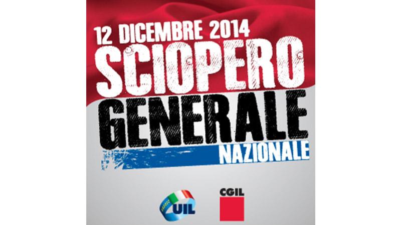 Cgil e Uil, sciopero generale 12 dicembre. Cisl si sfila: solo pubblico impiego