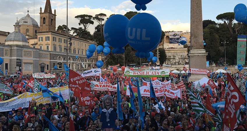 """Elezioni RSU. Torluccio: """"La UIL FPL in crescita, schiaffo morale al Governo"""""""