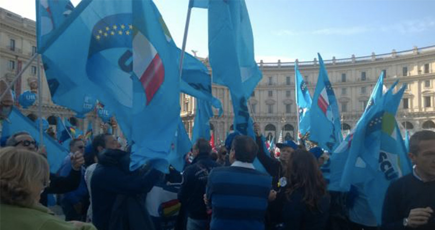 """IDI. Torluccio (UIL FPL): """" Intervengano con urgenza le Istituzioni Vaticane, Governo e Regione"""""""