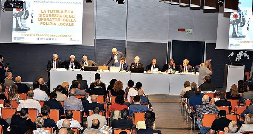 """""""Dal XXXIV Convegno della Polizia Locale di Riccione aperture del Governo sull'equo indennizzo e causa di servizio"""""""