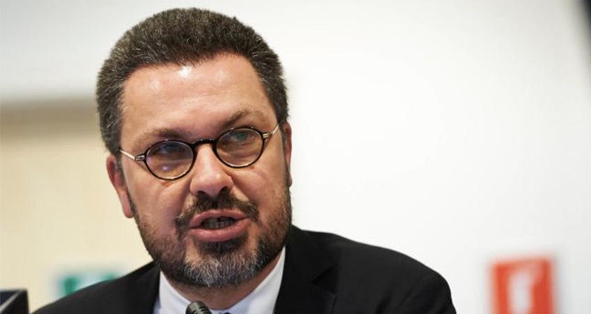 Visentini nuovo presidente della Confederazione Sindacale Europea