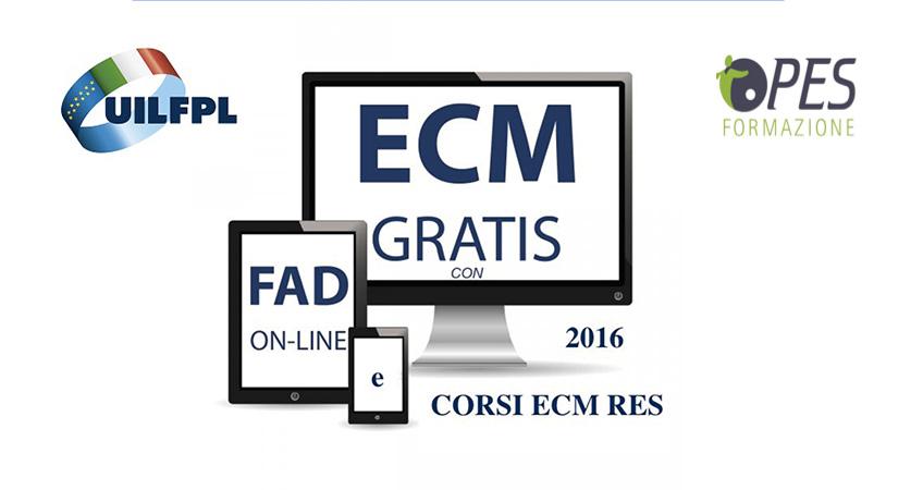 Piano Formativo ECM - UIL FPL 2016