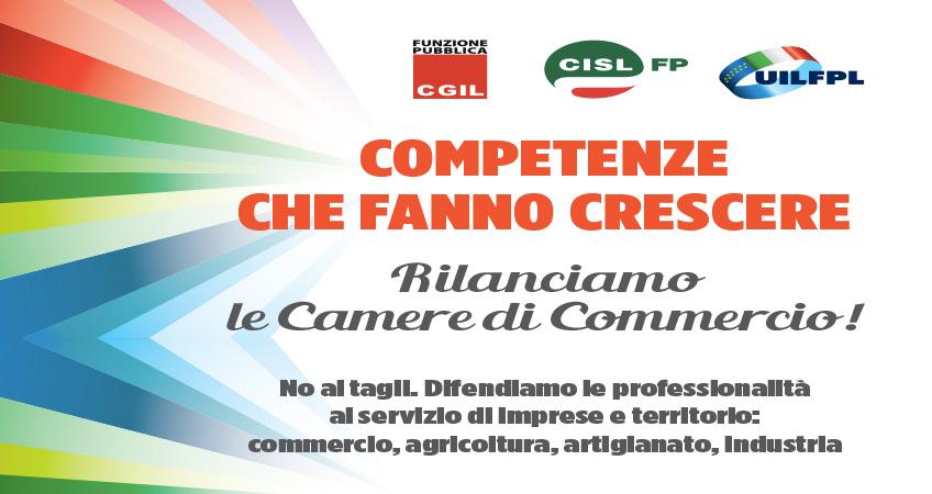 Fp Cgil, Cisl Fp e Uil Fpl insieme il 29 settembre per difendere le professionalità al servizio di imprese e territorio