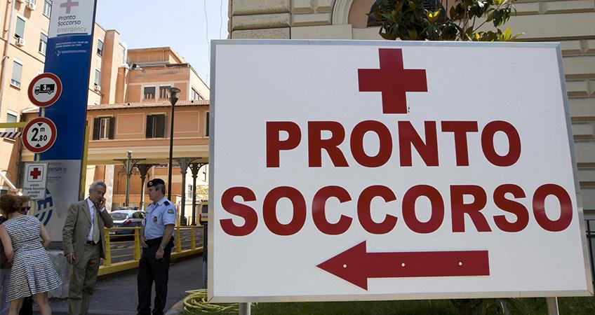 """Librandi - Bonfili (Uil Fpl): """"Situazione dei Pronto Soccorso al collasso"""""""