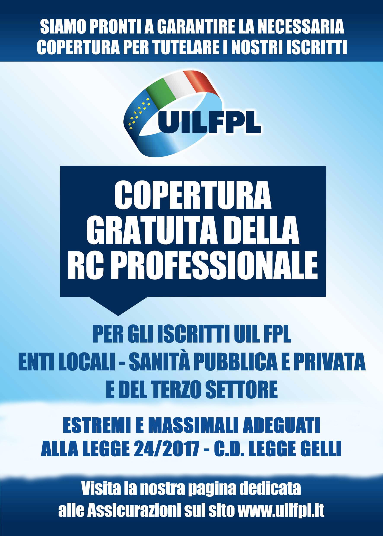 Polizze assicurative UIL FPL convenzione 2017