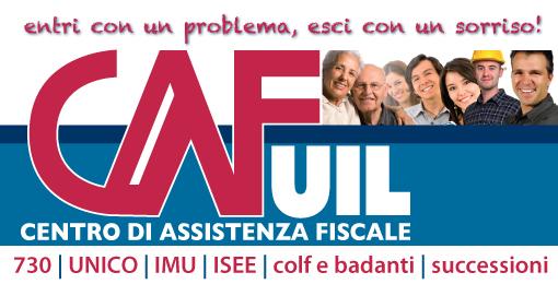 Dichiarazione dei redditi 2015 - Servizi CAF UIL