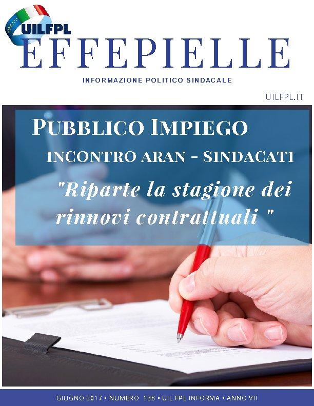 Effepielle Informa n. 138